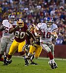 Redskins-Giants, 2 January 2011