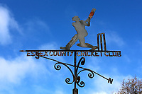 General view of the Essex weather vane during Essex CCC vs Durham MCCU, English MCC University Match Cricket at The Cloudfm County Ground on 2nd April 2017