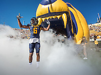 Cal Bears vs USC Trojans, October 31, 2015
