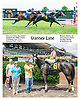 Vianney Lane winning at Delaware Park on 7/20/15