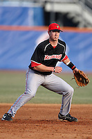 March 9, 2010:  Third Baseman Ryan Court of the Illinois State Redbirds during a game at McKethan Stadium in Gainesville, FL.  Photo By Mike Janes/Four Seam Images
