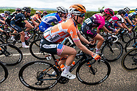 Picture by Alex Whitehead/SWpix.com - 04/05/2018 - Cycling - 2018 Asda Women's Tour de Yorkshire - Stage 2: Barnsley to Ilkley - Megan Guarnier of Boels Dolmans.