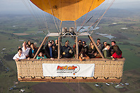 20161022 October 22 Hot Air Balloon Gold Coast
