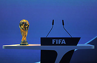 2014; FIFA World Cup Award for 2018 and 2022 FIFA Lectern with World Cup trophy; On April 6th 2020, in addition to Ricardo Teixeira, the former president of the Brazilian Football Confederation and the now-deceased ex-COMNEBOL president Nicolas Leoz and a co-conspirator, two former Fox employees have been indicted as part of the investigation into corruption by US official, which claims that Russia and Qatar offered and paid bribes to secure votes in the process that saw them awarded the 2018 and 2022 World Cups,  an indictment in the United States alleges. The document, was brought by federal prosecutors in New York as part of the long-running investigation into corruption surrounding football's governing body