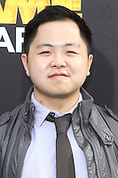 SANTA MONICA, CA, USA - FEBRUARY 15: Matthew Moy at the 4th Annual Cartoon Network Hall Of Game Awards held at Barker Hangar on February 15, 2014 in Santa Monica, California, United States. (Photo by David Acosta/Celebrity Monitor)
