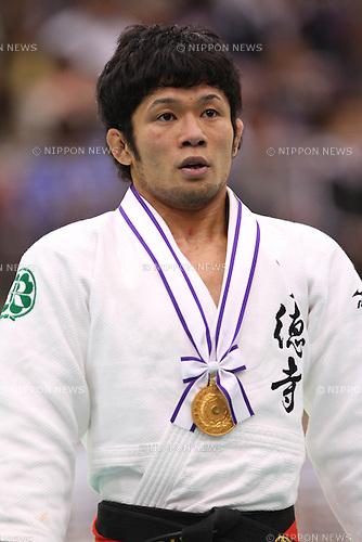 Hiroaki Hiraoka, APRIL 3, 2011 - Judo : All Japan Selected Judo Championships .Men's -60kg at Fukuoka Convention Center, Fukuoka, Japan. (Photo by YUTAKA/AFLO SPORT) [1040].