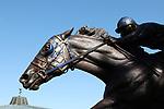 10-12-19 Secretariat Statue Unveiling Lexington