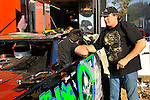 Feb 10, 2009; 3:36:50 PM; Barberville, FL, USA; UMP DIRTcar Racing Series for the 38th Annual ALLTEL DIRTcar Nationals by UNOH at Volusia Speedway Park.  Mandatory Credit: (thesportswire.net)