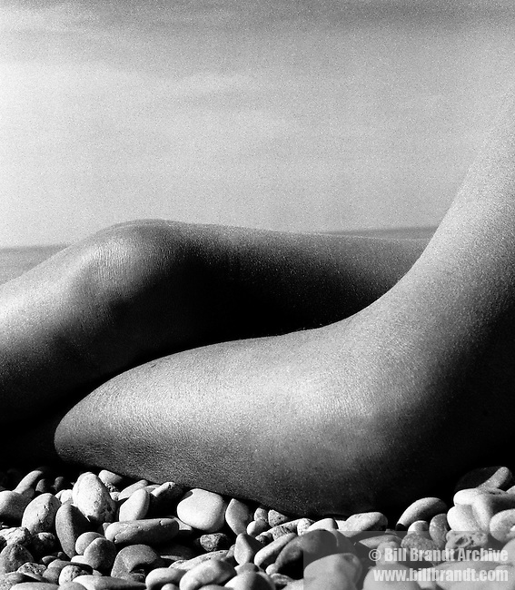 Nude, Baie des Anges, France.1959