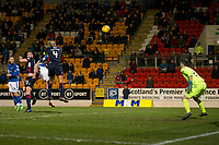 29th December 2019; McDairmid Park, Perth, Perth and Kinross, Scotland; Scottish Premiership Football, St Johnstone versus Ross County; Callum Hendry of St Johnstone scores for 1-1 in the 84th minute - Editorial Use