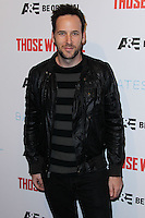 "HOLLYWOOD, LOS ANGELES, CA, USA - FEBRUARY 26: Ryan O'Nan at the Premiere Party For A&E's Season 2 Of ""Bates Motel"" & Series Premiere Of ""Those Who Kill"" held at Warwick on February 26, 2014 in Hollywood, Los Angeles, California, United States. (Photo by Xavier Collin/Celebrity Monitor)"