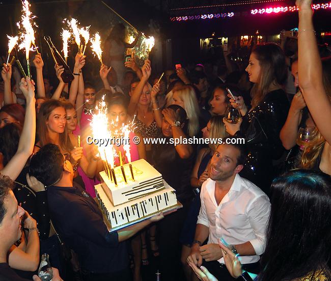 EXCLUSIVE: Provocateur nightclub owner Brian Gefter celebrates his birthday.<br /><br />Pictured: Brian Gefter<br />Ref: SPL791886  170714   EXCLUSIVE<br />Picture by: SplashNews.com / Splash News<br /><br />Splash News and Pictures<br />Los Angeles:310-821-2666<br />New York:212-619-2666<br />London:870-934-2666<br />photodesk@splashnews.com