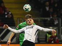 Ante Rebic (Eintracht Frankfurt) - 26.01.2018: Eintracht Frankfurt vs. Borussia Moenchengladbach, Commerzbank Arena