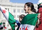 Syria Rally