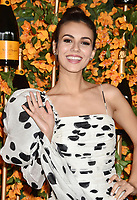 PACIFIC PALISADES, CA - OCTOBER 06: Victoria Justice arrives at the 9th Annual Veuve Clicquot Polo Classic Los Angeles at Will Rogers State Historic Park on October 6, 2018 in Pacific Palisades, California.<br /> CAP/ROT/TM<br /> &copy;TM/ROT/Capital Pictures