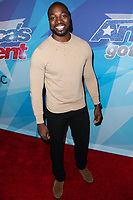 HOLLYWOOD, LOS ANGELES, CA, USA - AUGUST 15: Preacher Lawson arrives at NBC's 'America's Got Talent' Season 12 Live Show held at Dolby Theatre on August 15, 2017 in Hollywood, Los Angeles, California, United States. (Photo by Xavier Collin/Celebrity Monitor)