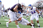 University of Mary at University of Sioux Falls Football