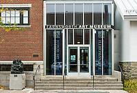 Farnsworth Art museum, Rockland, Maine, USA