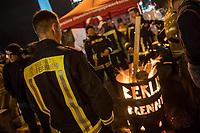 2018/04/05 Berlin | Feuerwehr | Mahnwache