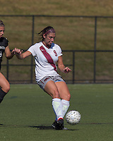 NCAA Division II. College of St. Rose (black) defeated Franklin Pierce University (white/gray), 1-0, on Sodexo Field at Franklin Pierce University, on September 27, 2014.