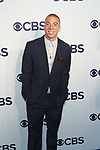 Matt Murray arrives at the CBS Upfront at The Plaza Hotel in New York City on May 17, 2017.