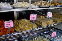 A wide variety of tastey treats unique to the chinese cuisine are available in many stores found in Chinatown, downtown Honolulu, Oahu