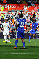 Saturday 22 September 2012 <br /> Pictured: Ki Sung Yueng<br /> Barclays Premiership, Swansea City v Everton at the Liberty Stadium, south Wales.