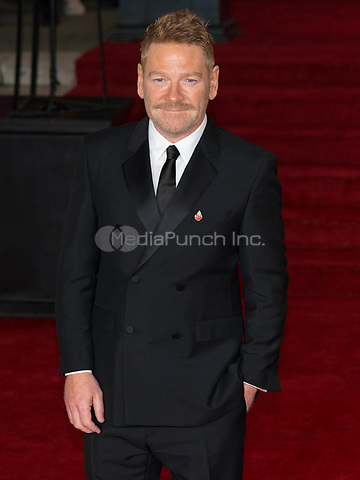 Kenneth Branagh attends Murder On The Orient Express World Premiere - London, England (02/11/2017) Credit: Ik Aldama/DPA/MediaPunch ***FOR USA ONLY***