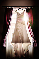 The Wedding dress, just waiting to be worn