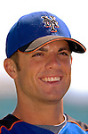 15 March 2006: David Wright, infielder for the New York Mets, prior to a Spring Training game against the Washington Nationals. The Mets defeated the Nationals 8-5 at Space Coast Stadium, in Viera, Florida...Mandatory Photo Credit: Ed Wolfstein..
