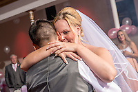 An image from Kirsty & Duane's Wedding Day