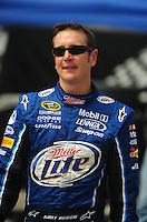 Jul. 3, 2008; Daytona Beach, FL, USA; NASCAR Sprint Cup Series driver Kurt Busch during practice for the Coke Zero 400 at Daytona International Speedway. Mandatory Credit: Mark J. Rebilas-