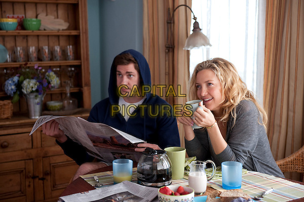 JOHN KRASINSKI & KATE HUDSON.in Something Borrowed.*Filmstill - Editorial Use Only*.CAP/FB.Supplied by Capital Pictures.