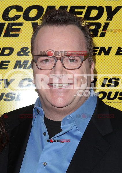 LOS ANGELES, CA - AUGUST 14: Tom Arnold arrives at the 'Hit & Run' Los Angeles Premiere on August 14, 2012 in Los Angeles, California. MPI21 / Mediapunchinc /NortePhoto.com<br />