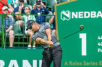 Henrik Stenson (SWE) during the first round at the Nedbank Golf Challenge hosted by Gary Player,  Gary Player country Club, Sun City, Rustenburg, South Africa. 14/11/2019 <br /> Picture: Golffile | Tyrone Winfield<br /> <br /> <br /> All photo usage must carry mandatory copyright credit (© Golffile | Tyrone Winfield)