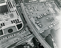 1968 October 13.Redevelopment.Downtown South (R-9)..City Hall.Raised highway to Berkley Bridge..HAYCOX PHOTORAMIC INC..NEG# D-46.NRHA#..