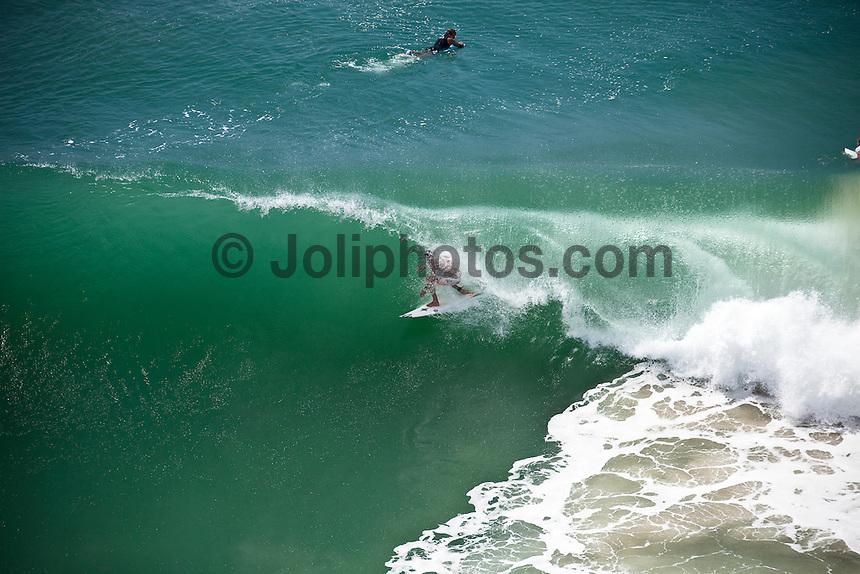 SOL PEREIRA-RYAN surfing Kirra Point, the Superbank, Coolangatta , Queensland, Australia.  Photo: joliphotos.com