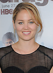 Erika Christensen at the HBP Premiere of The 7th Season of Entourage held at Paramount Picture Studios in Hollywood, California on June 16,2010                                                                               © 2010 Debbie VanStory / Hollywood Press Agency