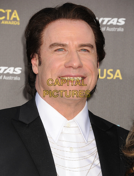 LOS ANGELES, CA - JANUARY 31: Actor John Travolta attends the 2015 G'Day USA Gala featuring the AACTA International Awards presented by Qantas at Hollywood Palladium on January 31, 2015 in Los Angeles, California.<br /> CAP/ROT/TM<br /> &copy;TM/ROT/Capital Pictures