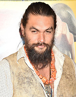 WESTWOOD, CA - FEBRUARY 02: Jason Momoa attends the Premiere Of Warner Bros. Pictures' 'The Lego Movie 2: The Second Part' at Regency Village Theatre on February 2, 2019 in Westwood, California.<br /> CAP/ROT/TM<br /> ©TM/ROT/Capital Pictures