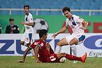 Philippines vs Indonesia during their AFF Suzuki Cup 2014 Group A match at My Dinh National Stadium on 25 November 2014, in Hanoi, Vietnam. Photo by Stringer / Lagardere Sports