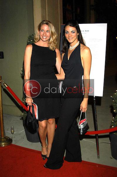 Carolina Bacardi and Kristi Blicharski