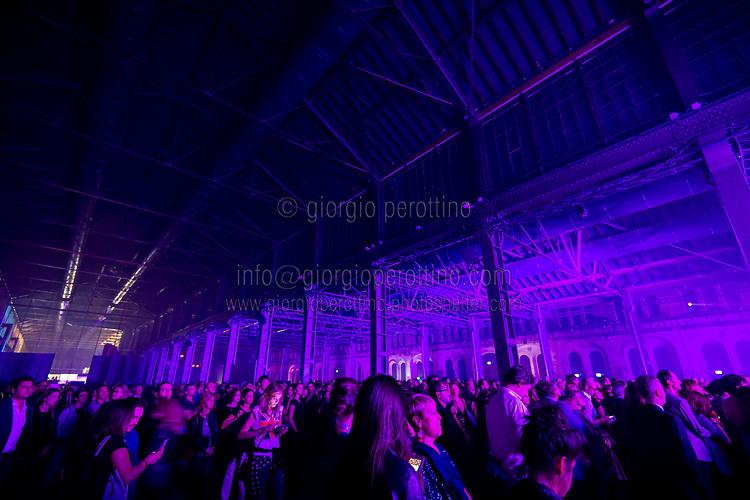 OGR Turin | audience