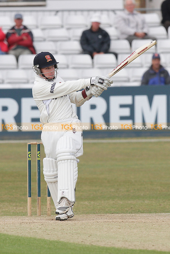 Adam Wheater in batting action for Essex - Essex CCC vs Middlesex CCC - LV County Championship Division Two cricket at the Ford County Ground, Chelmsford - 27/05/11 - MANDATORY CREDIT: Gavin Ellis/TGSPHOTO - Self billing applies where appropriate - Tel: 0845 094 6026