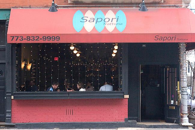 Sapori Restaurant, Chicago, Illinois
