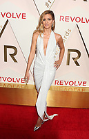HOLLYWOOD, CA - NOVEMBER 2: Elizabeth Sulcer, at the #REVOLVEawards at The Dream Hotel In Hollywood, California on November 2, 2017. Credit: Faye Sadou/MediaPunch /NortePhoto.com