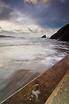 Broad Haven beach, Pembrokeshire, Wales, UK