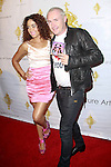LOLENE (Lolene Everett), SEAN JAMES. Attending the Premiere Grand Fashion Gala: Collide 2010, honoring Princess Theodora of Greece & Denmark, presented by the Academy of Couture Art at the Sofitel Grand Ballroom. Beverly Hills, CA, USA. July 24, 2010.