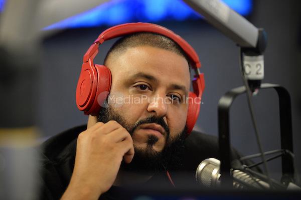 FORT LAUDERDALE, FL - AUGUST 01: DJ Khaled visits iHeart Radio on August 1, 2016 in Fort Lauderdale, Florida. Credit: mpi04/MediaPunch