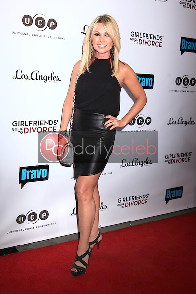 """Tamra Judge<br /> at the """"Girlfriends Guide to Divorce"""" Premiere Screening, Ace Hotel, Los Angeles, CA 11-18-14<br /> David Edwards/DailyCeleb.com 818-915-4440"""